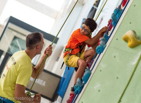 Lets' be climber!