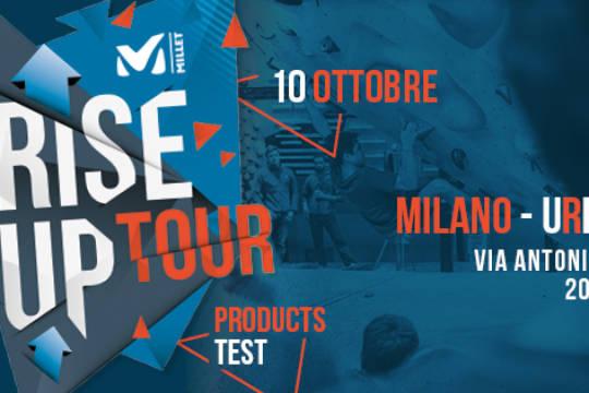 Rise Up Tour Millet