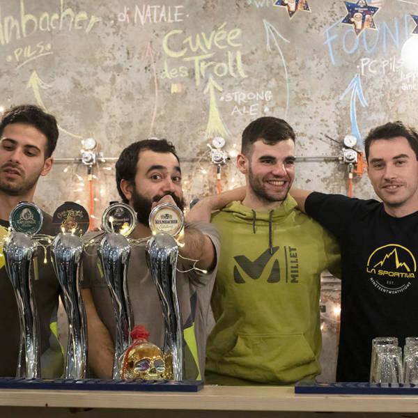 Lo staff del bar