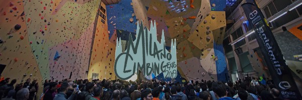 milano climbing expo urban wall evento arrampicata