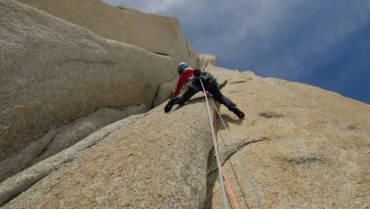 Patagonia Update: la parete del Mocho