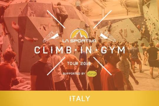 Climb in GYM tour